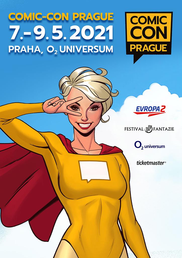 Comic-Con Prague 2021